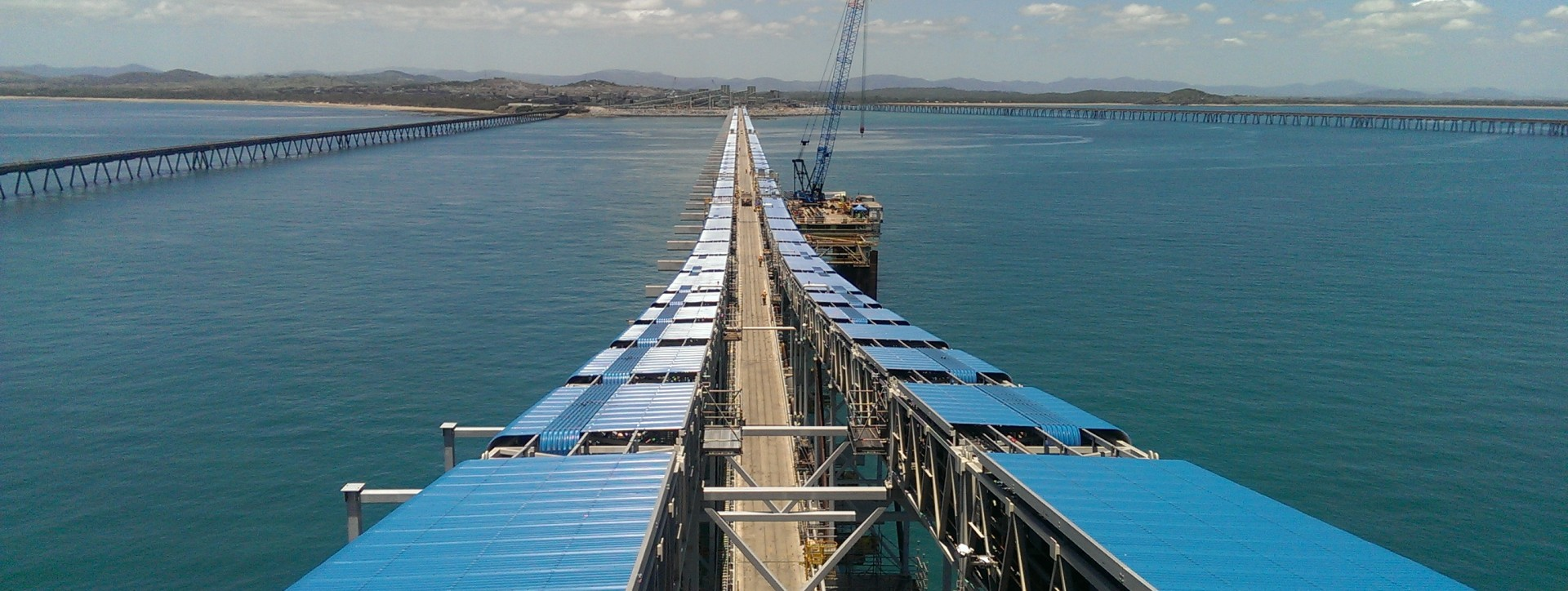 Ports, Harbours & Jetty Construction